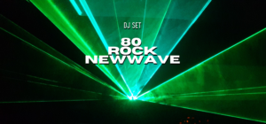 Dj set megamix rock e new wave 80s