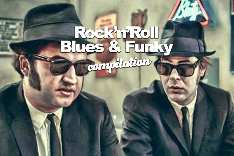 Dj Set Megamix Rock'n'Roll Blues e Funky