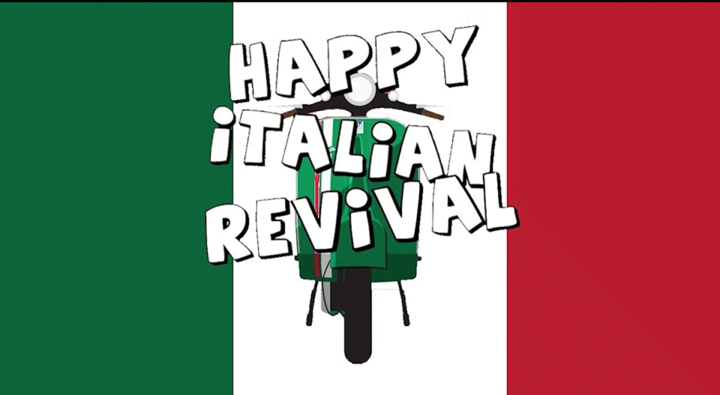 Dj set Happy Italian Revival