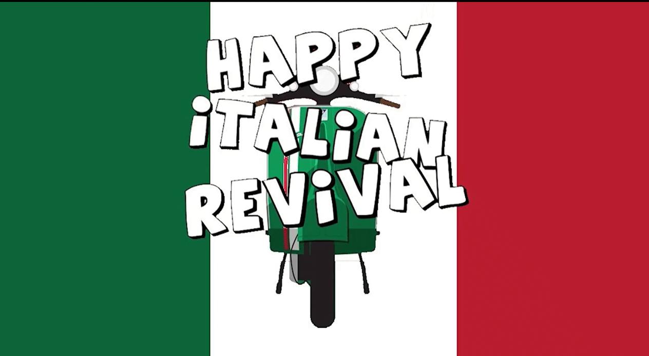 Mix compilation – Happy Italian Revival